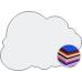 """Cloud 18""""x24"""""""